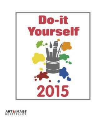do it yourself bastel 2015 kalender bei. Black Bedroom Furniture Sets. Home Design Ideas