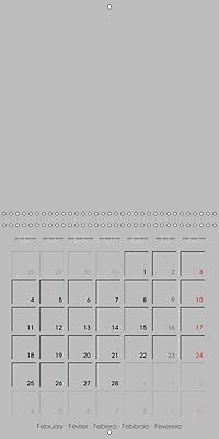Do-it-yourself calendar (Wall Calendar 2019 300 × 300 mm Square) - Produktdetailbild 2