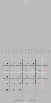 Do-it-yourself calendar (Wall Calendar 2019 300 × 300 mm Square) - Produktdetailbild 7