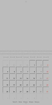 Do-it-yourself calendar (Wall Calendar 2019 300 × 300 mm Square) - Produktdetailbild 3