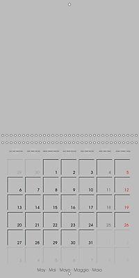 Do-it-yourself calendar (Wall Calendar 2019 300 × 300 mm Square) - Produktdetailbild 5