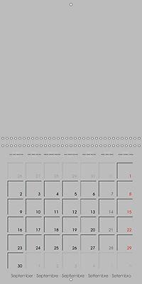 Do-it-yourself calendar (Wall Calendar 2019 300 × 300 mm Square) - Produktdetailbild 9