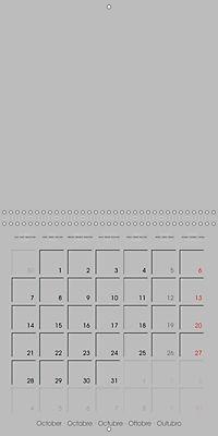 Do-it-yourself calendar (Wall Calendar 2019 300 × 300 mm Square) - Produktdetailbild 10