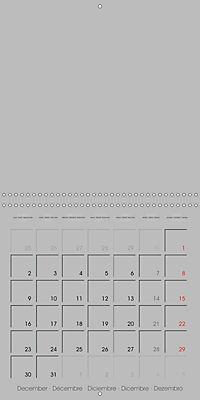 Do-it-yourself calendar (Wall Calendar 2019 300 × 300 mm Square) - Produktdetailbild 12