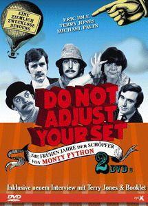 Do Not Adjust Your Set, Eric Idle, Terry Jones, Michael Palin, Denise Coffey, David Jason, Terry Gilliam, John Gould
