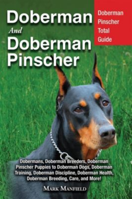 Doberman and Doberman Pinscher, Mark Manfield