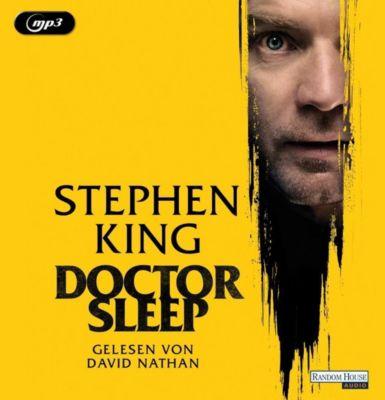 Doctor Sleep, 2 Audio-CD MP3 - Stephen King |