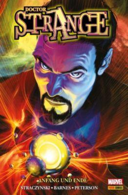 Doctor Strange: Doctor Strange - Anfang und Ende, J. Michael Straczynski