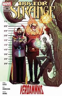 Doctor Strange - Verdammnis