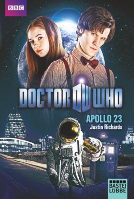 Doctor Who - Apollo 23 - Justin Richards |