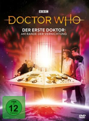 Doctor Who - Der Erste Doktor: Am Rande der Vernichtung, William Hartnell, William Russell, Jacqueline Hill