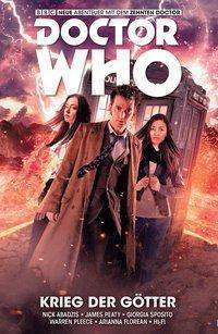 Doctor Who - Der zehnte Doctor - Krieg der Götter