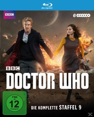 Doctor Who - Die komplette 9. Staffel, Peter Capaldi, Jenna Coleman