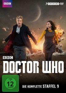 Doctor Who - Die komplette Staffel 9, Peter Capaldi, Jenna Coleman
