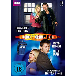 Dr Who Staffeln