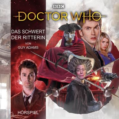Doctor Who: Doctor Who: Das Schwert der Ritterin, Guy Adams