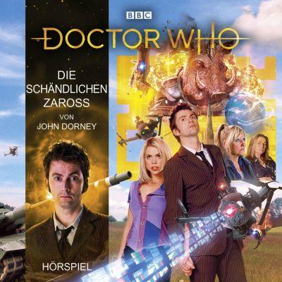 Doctor Who: Doctor Who: Die schändlichen Zaross, John Dorney