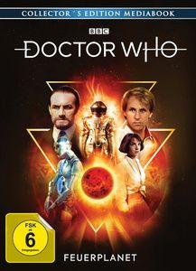 Doctor Who (Fünfter Doktor) - Feuerplanet, Peter Davison, Mark Strickson, Nicola Bryant