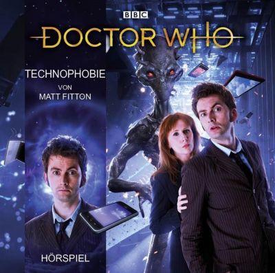 Doctor Who: Technophobie, 1 Audio-CD, Matt Fitton