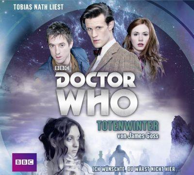 Doctor Who - Totenwinter, 4 Audio-CDs, James Goss
