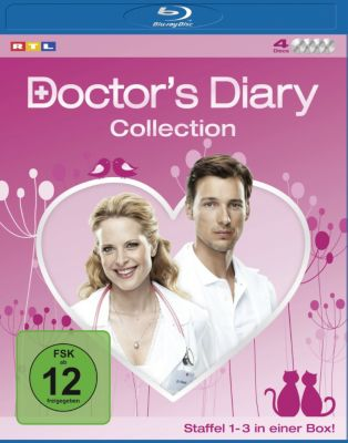 Doctor's Diary Komplettbox, Doctor's Diary Komplettbox (St.1-3) Bd