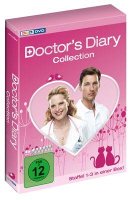 Doctor's Diary Komplettbox, Bora Dagtekin, Vivien Hoppe, Antonia Rothe