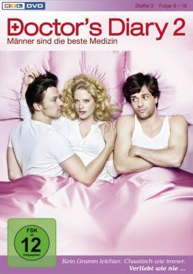 Doctor's Diary: Männer sind die beste Medizin - Staffel 2, Doctor's Diary