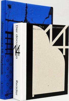 documenta 14: Reader und Daybook, 2 Bde.