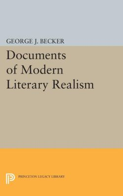 Documents of Modern Literary Realism