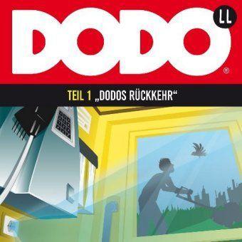 Dodo, Audio-CDsTl.1 Dodos Rückkehr, Audio-CD, Ivan L. Menger