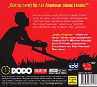 Dodo, Audio-CDs<br/>Tl.1 Dodos Rückkehr, Audio-CD - Produktdetailbild 1