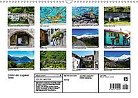 Dörfer des Luganer Sees (Wandkalender 2019 DIN A3 quer) - Produktdetailbild 13