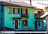 Dörfer des Luganer Sees (Wandkalender 2019 DIN A3 quer) - Produktdetailbild 8