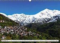 Dörfer des Luganer Sees (Wandkalender 2019 DIN A3 quer) - Produktdetailbild 12