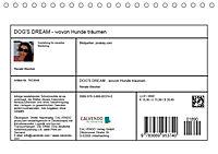 DOG'S DREAM - wovon Hunde träumen (Tischkalender 2019 DIN A5 quer) - Produktdetailbild 13