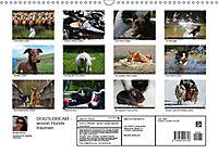 DOG'S DREAM - wovon Hunde träumen (Wandkalender 2019 DIN A3 quer) - Produktdetailbild 13