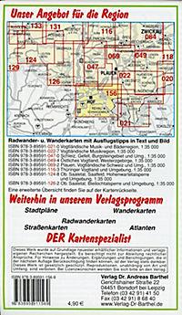 Doktor Barthel Karte Bayerisches Vogtland, Hof, Rehau und Umgebung - Produktdetailbild 1