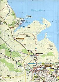 Greifswald Karte.Doktor Barthel Karte Hansestadt Greifswald Und Umgebung Buch