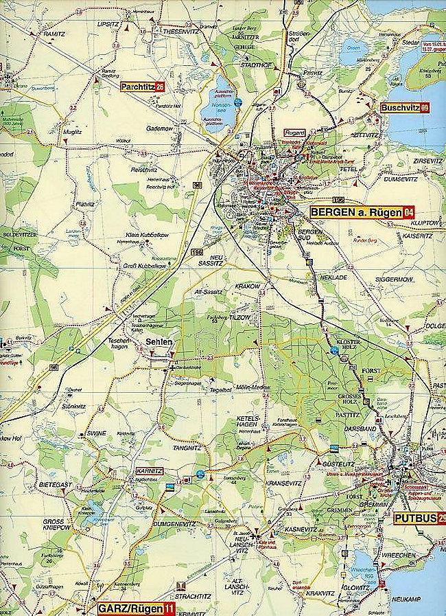 Karte Rügen.Doktor Barthel Karte Insel Rügen Buch Bei Weltbild Ch Bestellen