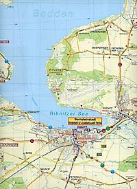 Doktor Barthel Karte Ostseebad Graal-Müritz, Ribnitz-Damgarten und Umgebung - Produktdetailbild 2