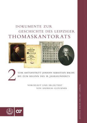 Dokumente zur Geschichte des Leipziger Thomaskantorats, Andreas Glöckner
