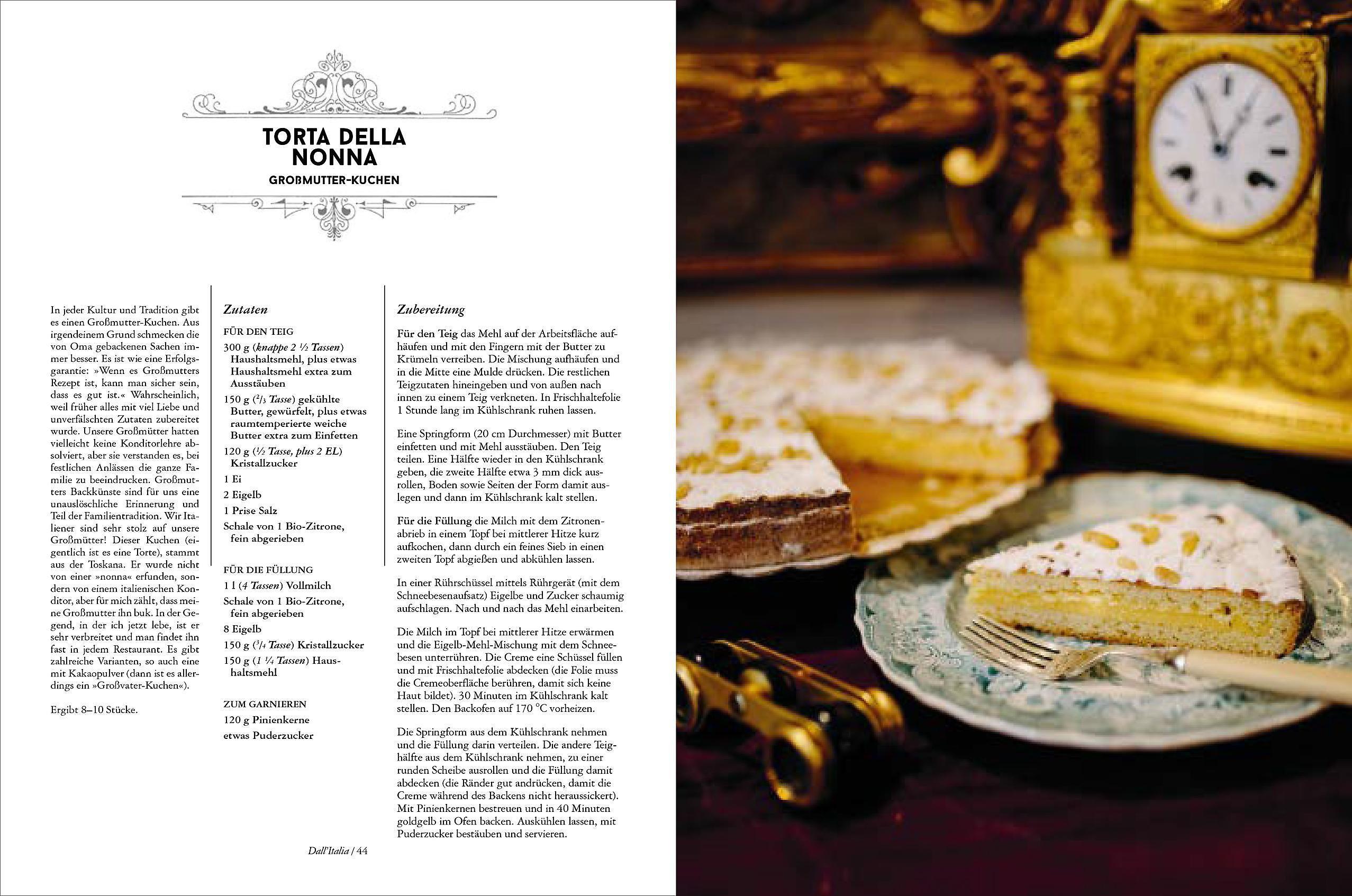 Dolci Tartes Und Zauberhafte Kuchen Backen Buch Portofrei