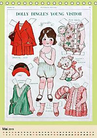 Dolly Dingle Kalender - Anziehpuppen von Grace G. Drayton (Tischkalender 2019 DIN A5 hoch) - Produktdetailbild 12
