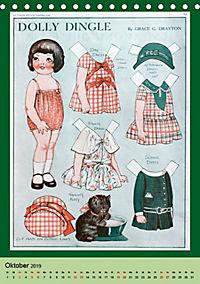 Dolly Dingle Kalender - Anziehpuppen von Grace G. Drayton (Tischkalender 2019 DIN A5 hoch) - Produktdetailbild 10