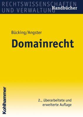 Domainrecht, Jens Bücking, Henrik Angster