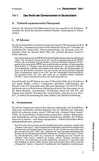 Domainrecht - Produktdetailbild 1
