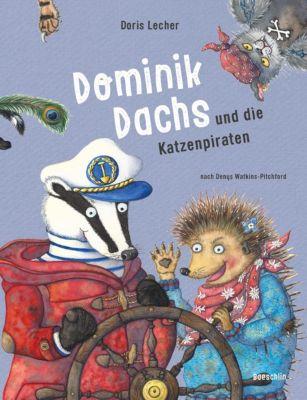Dominik Dachs und die Katzenpiraten, Denys Watkins-Pitchford, Doris Lecher