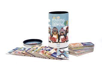 Domino - Penguins (Kinderspiel)