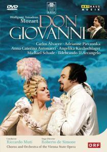 Don Giovanni, Muti, Alvarez, Kirchschlager