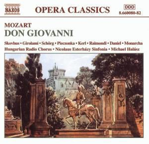 Don Giovanni, Skovhus, Pieczonka, Halasz
